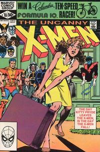 Cover Thumbnail for The Uncanny X-Men (Marvel, 1981 series) #151 [Direct Edition]