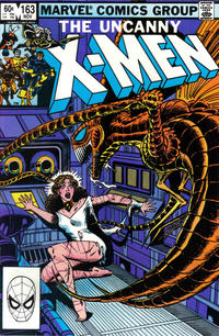 Cover Thumbnail for The Uncanny X-Men (Marvel, 1981 series) #163