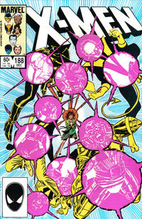 Cover Thumbnail for The Uncanny X-Men (Marvel, 1981 series) #188