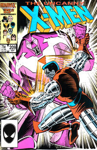 Cover Thumbnail for The Uncanny X-Men (Marvel, 1981 series) #209