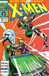 Cover Thumbnail for The Uncanny X-Men (Marvel, 1981 series) #224