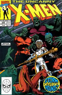 Cover Thumbnail for The Uncanny X-Men (Marvel, 1981 series) #265