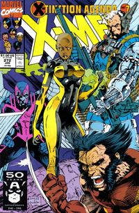Cover Thumbnail for The Uncanny X-Men (Marvel, 1981 series) #272
