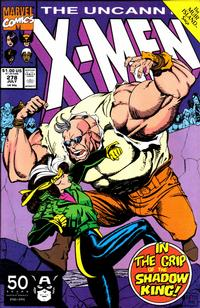 Cover Thumbnail for The Uncanny X-Men (Marvel, 1981 series) #278