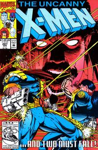 Cover Thumbnail for The Uncanny X-Men (Marvel, 1981 series) #287 [Direct Edition]