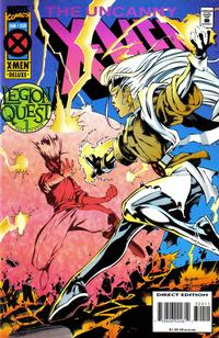 Cover Thumbnail for The Uncanny X-Men (Marvel, 1981 series) #320 [Direct Deluxe Edition]