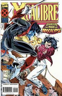 Cover Thumbnail for X-Calibre (Marvel, 1995 series) #2 [Direct Edition]