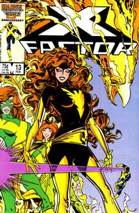 Cover for X-Factor (1986 series) #13 [Direct Edition]
