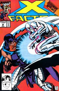 Cover for X-Factor (1986 series) #45 [Direct Edition]
