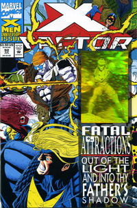 Cover for X-Factor (1986 series) #92