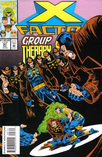 Cover Thumbnail for X-Factor (Marvel, 1986 series) #97 [Direct Edition]