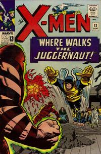 Cover Thumbnail for The X-Men (Marvel, 1963 series) #13