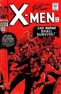 Cover Thumbnail for The X-Men (Marvel, 1963 series) #17