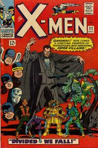 Cover for The X-Men (1963 series) #22
