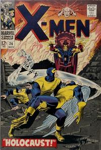 Cover for The X-Men (Marvel, 1963 series) #26