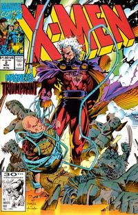 Cover Thumbnail for X-Men (Marvel, 1991 series) #2 [Direct Edition]