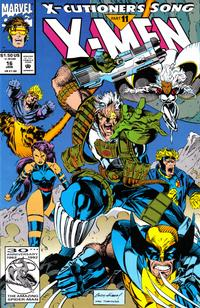 Cover Thumbnail for X-Men (Marvel, 1991 series) #16 [Direct Edition]