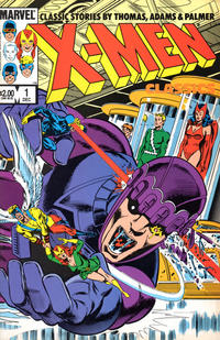 Cover Thumbnail for X-Men Classics Starring the X-Men (Marvel, 1983 series) #1