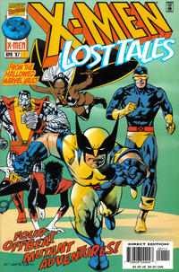 Cover Thumbnail for X-Men: Lost Tales (Marvel, 1997 series) #1