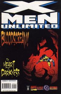 Cover Thumbnail for X-Men Unlimited (Marvel, 1993 series) #9 [Direct Edition]