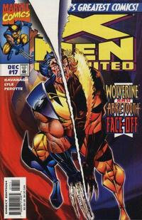 Cover Thumbnail for X-Men Unlimited (Marvel, 1993 series) #17 [Direct Edition]