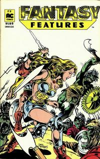 Cover Thumbnail for Fantasy Features (AC, 1987 series) #2