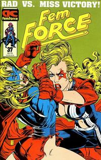 Cover Thumbnail for FemForce (AC, 1985 series) #37