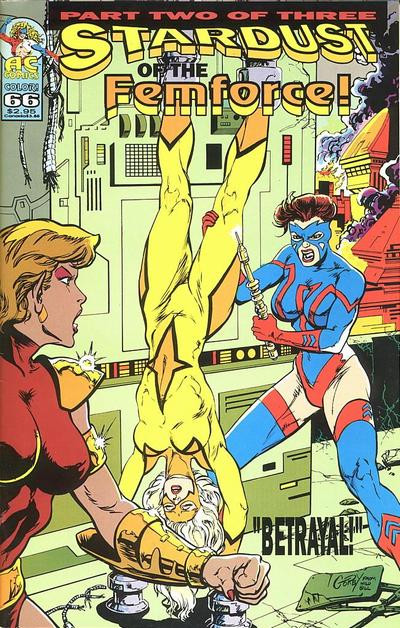 Cover for FemForce (AC, 1985 series) #66