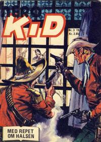 Cover Thumbnail for Nero Kid (Se-Bladene, 1975 series) #3/1976