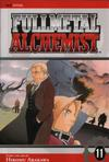 Cover for Fullmetal Alchemist (Viz, 2005 series) #11