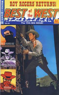 Cover Thumbnail for Best of the West (AC, 1998 series) #15