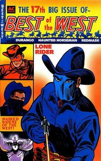 Cover Thumbnail for Best of the West (AC, 1998 series) #17