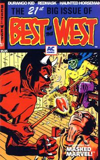 Cover Thumbnail for Best of the West (AC, 1998 series) #21