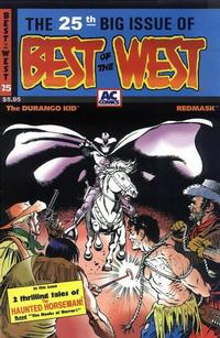 Cover Thumbnail for Best of the West (AC, 1998 series) #25