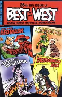 Cover Thumbnail for Best of the West (AC, 1998 series) #26