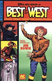 Cover Thumbnail for Best of the West (AC, 1998 series) #29