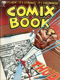 Cover Thumbnail for Comix Book (Marvel, 1974 series) #1