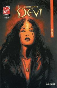 Cover for Devi (Virgin, 2006 series) #7