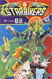 Cover Thumbnail for Starbikers (Renegade Press, 1988 series) #1