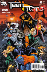 Cover Thumbnail for Teen Titans (DC, 2003 series) #43
