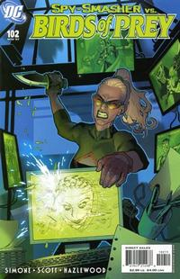 Cover Thumbnail for Birds of Prey (DC, 1999 series) #102