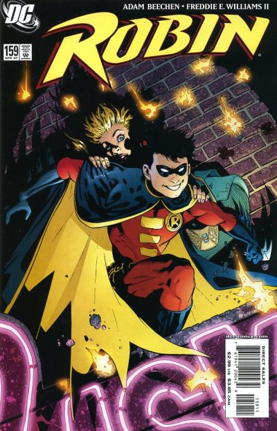 Cover for Robin (1993 series) #159