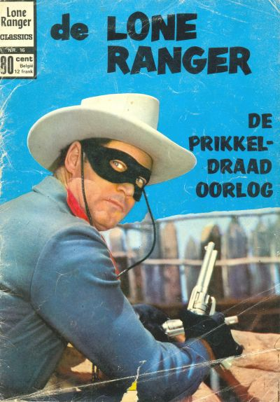 Cover for Lone Ranger Classics (Classics/Williams, 1970 series) #16