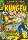 Cover for Meester der Kung Fu (Classics/Williams, 1975 series) #2