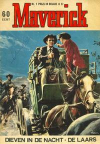 Cover Thumbnail for Maverick (Classics/Williams, 1964 series) #1