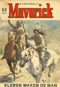 Cover Thumbnail for Maverick (Classics/Williams, 1964 series) #2