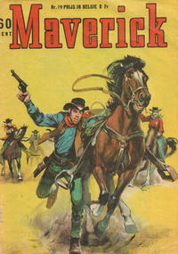 Cover Thumbnail for Maverick (Classics/Williams, 1964 series) #19