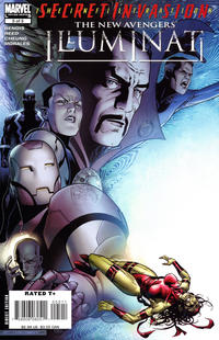 Cover Thumbnail for New Avengers: Illuminati (Marvel, 2007 series) #5