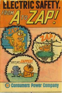 Cover for Electric Safety, from A to Zap! (American Comics Group, 1972 series) #[nn]