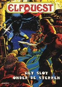 Cover Thumbnail for ElfQuest (Arboris, 1983 series) #36 - Het slot onder de sterren